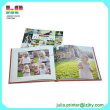Personalized Photo Book Printing Service China New Design Photo Album Book