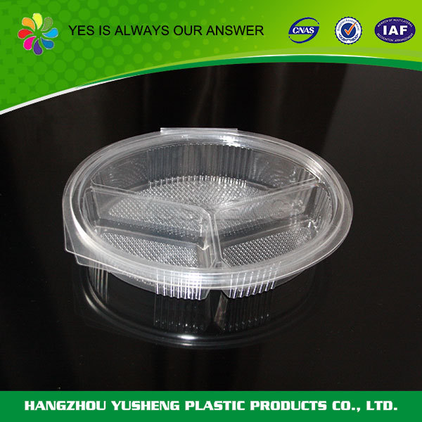 Customized shape biodegradable material bar fruit container