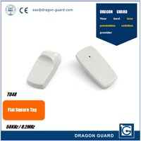 Alarm Accessories Supermarket Garment Store Security T048 Hard Tag, EAS Clothing Anti-Theft Source Tagging