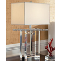 Crystal Acrylic Table Lamp Base