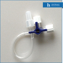 Hot selling ethylene oxide sterilised intravenous guiding catheter