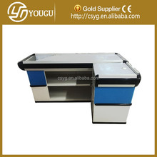 POS Checkout Counter From Chinese Factory