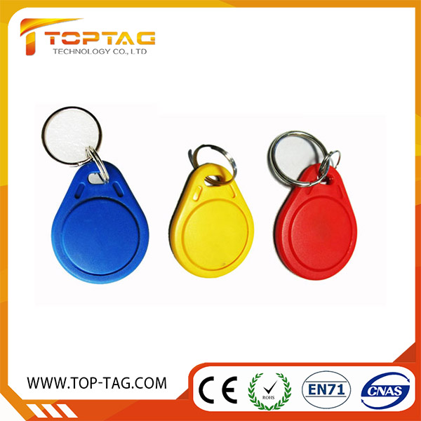 Alibaba China Supplier 125KHz LF Chips T5577 Key Fob Special Offer