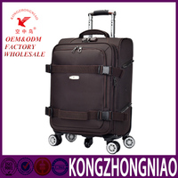 Online shop china albb website brand suitcase nylon waterproof travel luggage custom