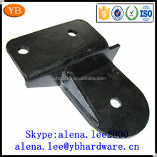 Factory decorative metal spare parts for furniture ISO9001/TS16949