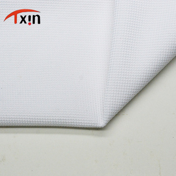polyester gym materials good wear-resistance football heat resistant fabric