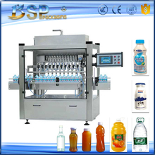 Shanghai BSP Packaging Automatic Water/Juice Bottle Filling Machine