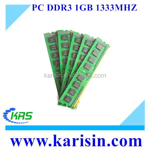 Import computer parts best price 64mb*8 ram ddr3 1g