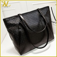 Wholesale Designer Leather Lady Hand Bag For Women, Can be with Small pouch