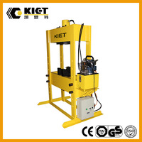 KIET Hydraulic Bench and Workshop Press