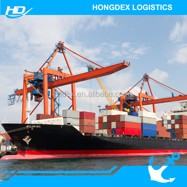 freight forwarding lowest price sea shipping service to BUSAN