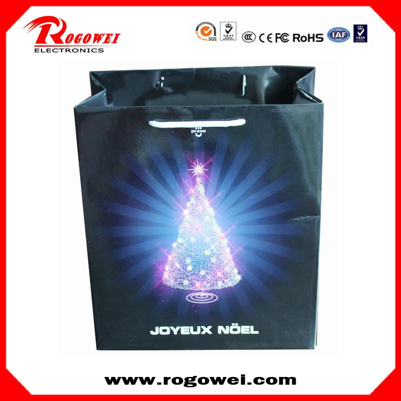 Halloween paper gift bag with great price