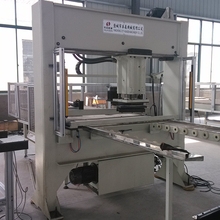 Environment-friendly Hydraulic Travelling Head Cutting Press Machine