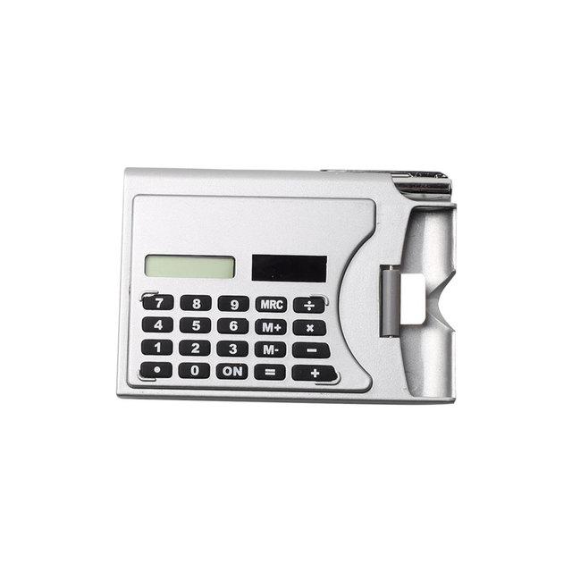 Cheap 8 Digit Mini Business Card Holder Calculator