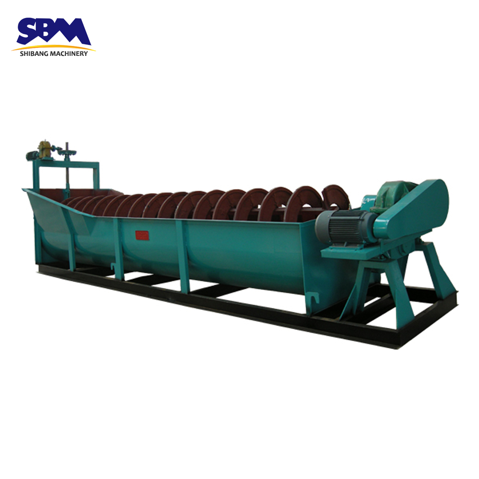 2017 new product latest price sand classifier