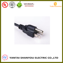 Customized US Standard 10A 125V Power Cord with Best Price