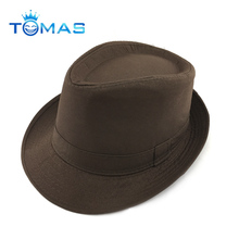 2018 Fashion blank brown caps for women men autumn winter hats felt cap hats