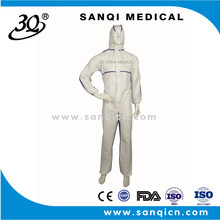 coveralls / disposable antistatic cleanroom suits
