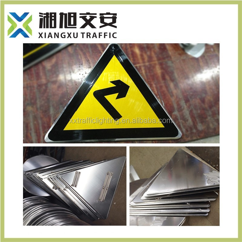 Hot sale reflective warning traffic road safety arrow sign board