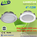 china High Power SMD 5630 dimmable 12W 15W 18W 30W led downlight ceiling light