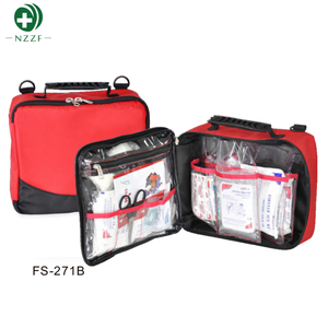 New design hot sale surgical supplies survival kit military mini first aid kit