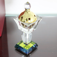 handmade middle east crystal incense burners wholesale