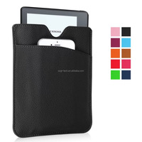 PU leather wallet bag cases for Amazon Kindle Oasis