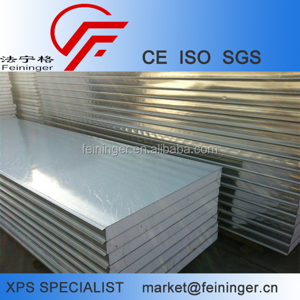 New house structural insulated panel xps foam board view for Foam panel house