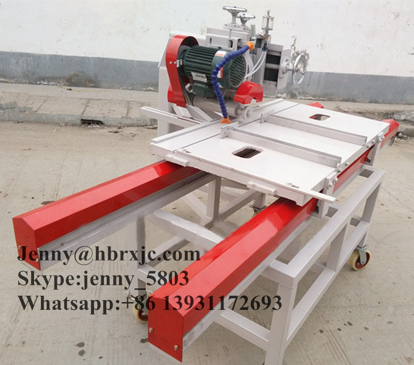 Widely-used wet saw tile cutting machine with 1200 mm saw blade CE approved