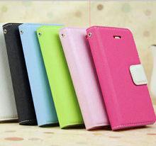 Colorful hot selling wallet case for iphone 5 mobile phone case whole alibaba products for 2013