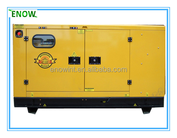 High quality!!! diesel genset 120kw Silent type generator set 150kva diesel price