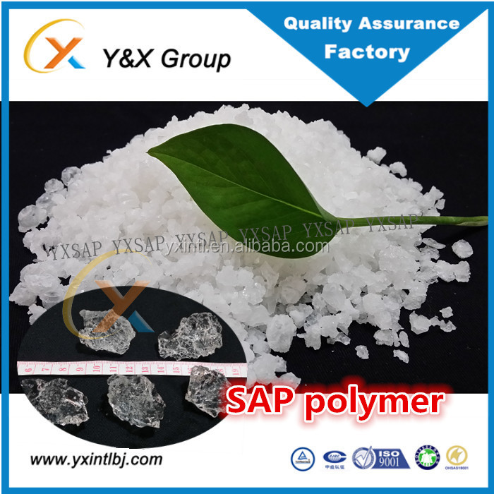 Competitive Price Soil Conditioner SAP Superabsorbant Hydrogels