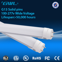 9w led tube light energy saving 4000k-6500k t8 led tube light