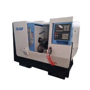 TCK46 automatic cnc turning combined lathe milling machine