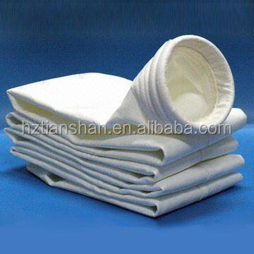 Chemical grade 25 Micron steel ring filter bag mesh filter