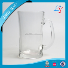 glass beer mugs wholesale german glass beer stein clear 400ml beer stein with handle