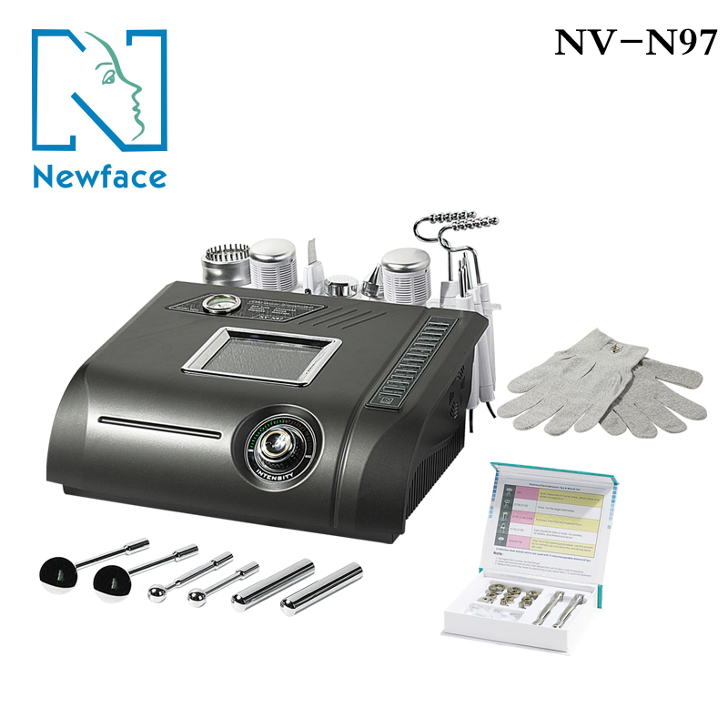 NV-N97 Hot sale multifunction 7 in 1 Skin care Diamond Microdermabrasion machine for beauty salon(CE Approved)