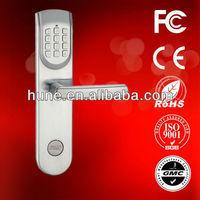 security electronic smart home door lock for apartment