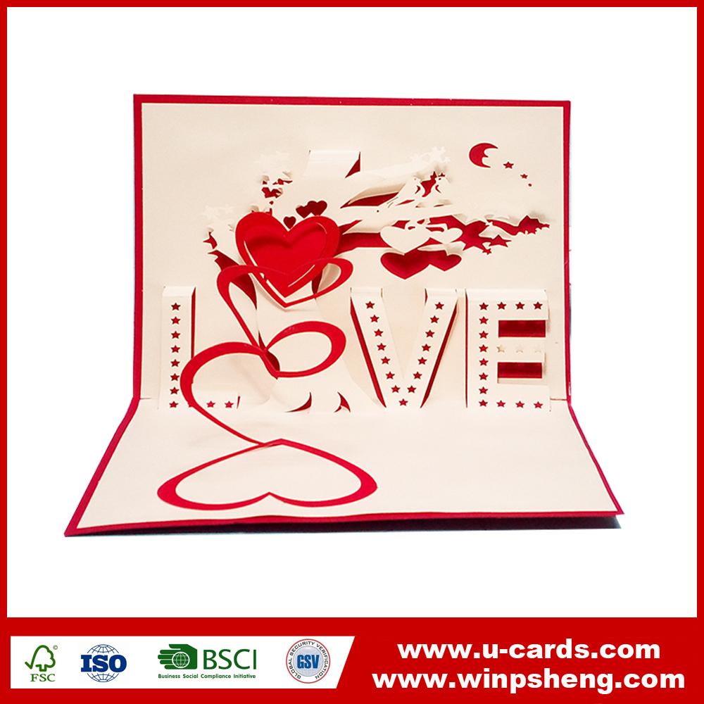 Custom Laser Cut Chinese Wedding Invitation Card - Buy Chinese ...