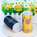 High Quality Cutomized design Round Shape Tin Can Wholesale Low Price