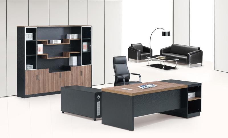 Muebles de oficina de madera muebles para oficina bogota for Mobiliario oficina moderno