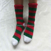 Microfiber christmas socks