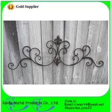 Decor Casting iron fancy fence panel