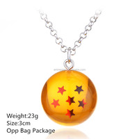 10pcs Set Six Stars Orange Color