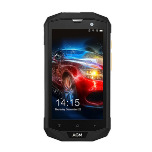 AGM A8 Qualcomm Quad Core 4G LTE Rugged Smart Phone Explosion Proof Mobile Phone