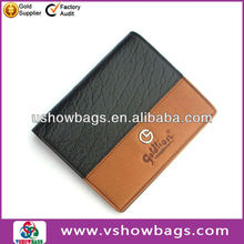 Highly qualty craftsmanship genuine human leather wallet