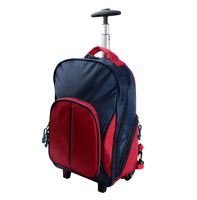 2016 China guangzhou factory trolley backpack and school bag