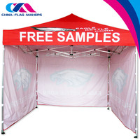 outdoor for gazebo fold frame sale 3x3 meter steel popup tent