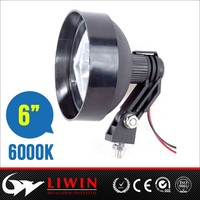 liwin hot sale 35w 55w 9-32v hid work light driving off road for Excavator fog lights motorcycle