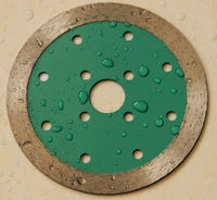 Water Angle Grinder Cut Kit/Diamond Cutter Blade